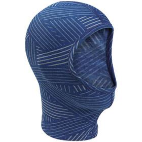 Odlo Originals Warm Kypärähuppu Lapset, clematis blue/grey melange